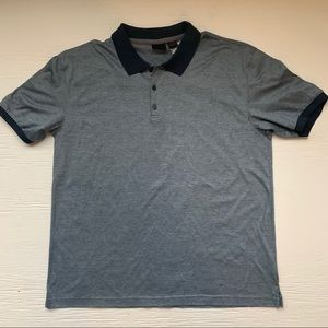 Joseph by Jos A Banks Polo Shirt Navy size XXL